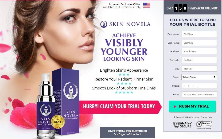 Skin-Novela -1